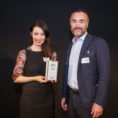 Aeropowder gewinnt Green Alley Award 2018