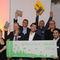 Green Alley Award 2014