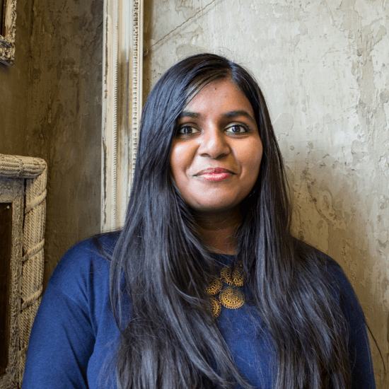 Jury member Dama Sathianathan
