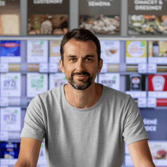 Petr Baca from MIWA, Green Alley Award Finalist 2018