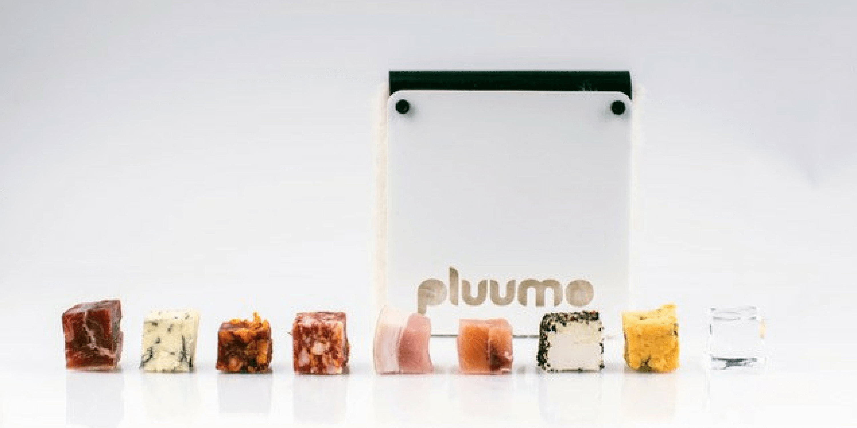 Food products that can be packed in pluumo packaging